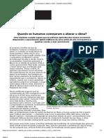 dd1 - mudanças climáticas