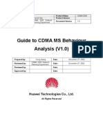 Guide to CDMA MS Behavior Analysis-20021227-A-1.0