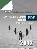 Empreendedorismo No Brasil 2012 Relatório Executivo