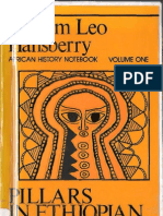 Pillars in Ethiopian History William Leo Hansberry