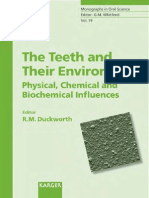 The Teeth and Their Environment