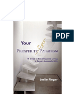 Your Prosperity Paradigm