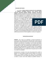 Iniciativa Acuerdo Protección Civil