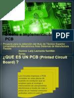 Diseño e implementación de un PCB PRESENTACION