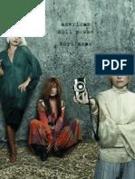 Digital Booklet American Doll Posse