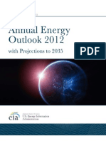 Prognose of Energy Outlook 2050