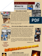 Christ to the Family Ministries Newsletter - Spring 2013
