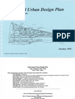 Inlet Island Urban Design Plan by the City of Ithaca, adopted by Common Council October 1998