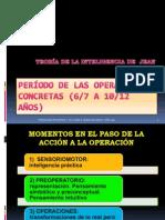 PERÍODO DE LAS OPERACIONES CONCRETAS (6