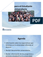 Orientacion Universitaria