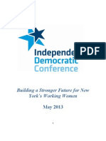 IDC Report - Building a Stronger Future for New York's Working Women