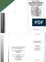 68253949 Ludovico Ariosto Orlando Furioso Version en Prosa de Italo Calvino