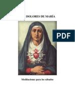 Los Dolores de Maria