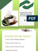 Experimento Cafe Galo Javier Grupo 2102