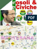 Umberto Ambrosoli e Cives della Martesana, 7/5/2013