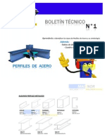 Materiales Industriales en Acero