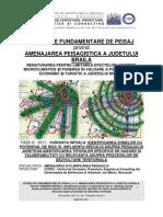 Amenajarea Peisagistica Jud.braila-FAZA 3