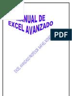 TEMAS de Excel Avanzado