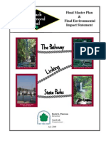 Black Diamond Master Plan and Final Environmental Impact Statement by the New York State Office of Parks and Historic Preservation,  July 2008