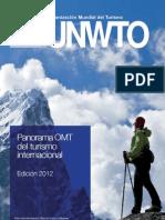 Panorama OMT del Turismo Internaional Edición 2012