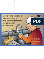 HACCP SIGNS - 2011 Water Samples