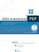 Manual de Requisitos SAT 3.0