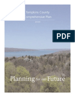 Tompkins County, New York Comprehensive Plan, Adopted by the Tompkins County Legislature, December 21, 2004