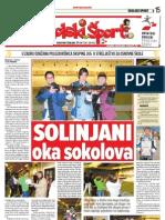 Školski šport 1.4.2009.