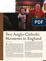 Two Anglo-Catholic Moments