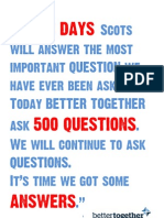 500 Questions From BT