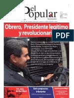 El Popular 223 PDF Órgano de prensa del Partido Comunista de Uruguay