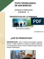 PRESENTACION pronosticos de la demanda.pptx