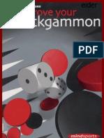 Improve Your Backgammon Paul Lamford