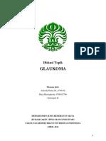 Diskusi Topik - Glaukoma