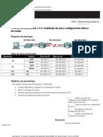 01-5-1 Cableado de red y configuración básica de router
