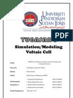 Tugasan 5 Voltaic Cell