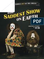 Peta The Saddest Show on Earth