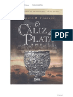 El cáliz de plata, Thomas B. Costain