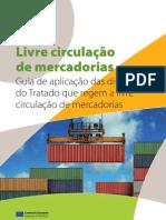 Livre circulação mercadorias MI- publicação UE