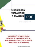 4 El Hormigon a Traccion - Jose Camposano