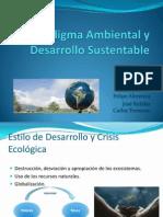 Paradigma Ambiental y Desarrollo Sustentable