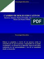 Cambio de Roles Educativos