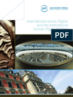 International Human Rights and the International Human Rights System
