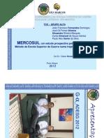 MERCOSUL_um estudo prospectivo_Apresentação ADESG
