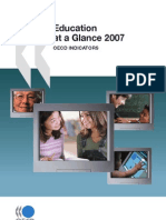 1. Oecd Education at a Glance2007