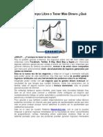 Tener más Tiempo Libre o Tener Más Dinero ¿Qué Prefieres.pdf