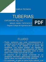 Charla Tuberias