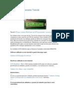 Arduino LCD Character Tutorial