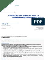 VPI Advisors - Web 2.0 for Education v3