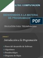 CETEC_PROGRAMACION_SEMANA1